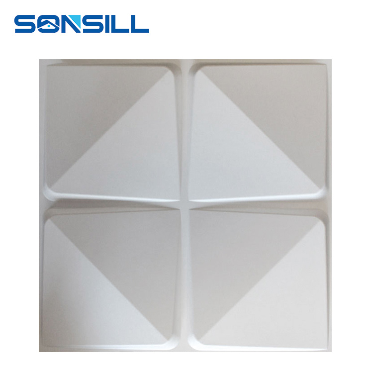 decorative pvc wall panel, 3d price pvc wall panel