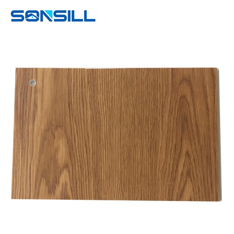 pvc vinyl click flooring, plastic lock flooring, spc click flooring