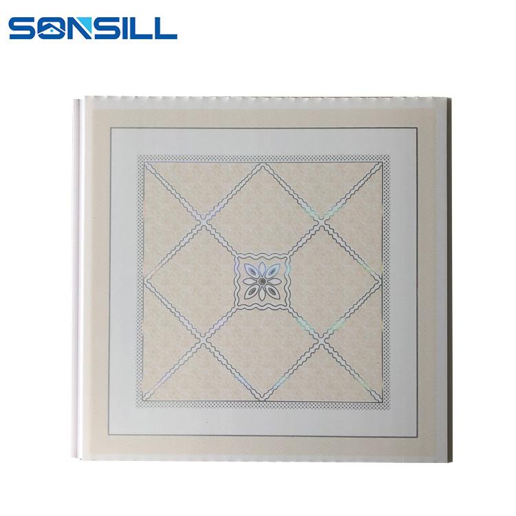 bathroom pvc ceiling panels, flexible ceiling tiles, new design pvc ceiling panel, plastic cieling tiles