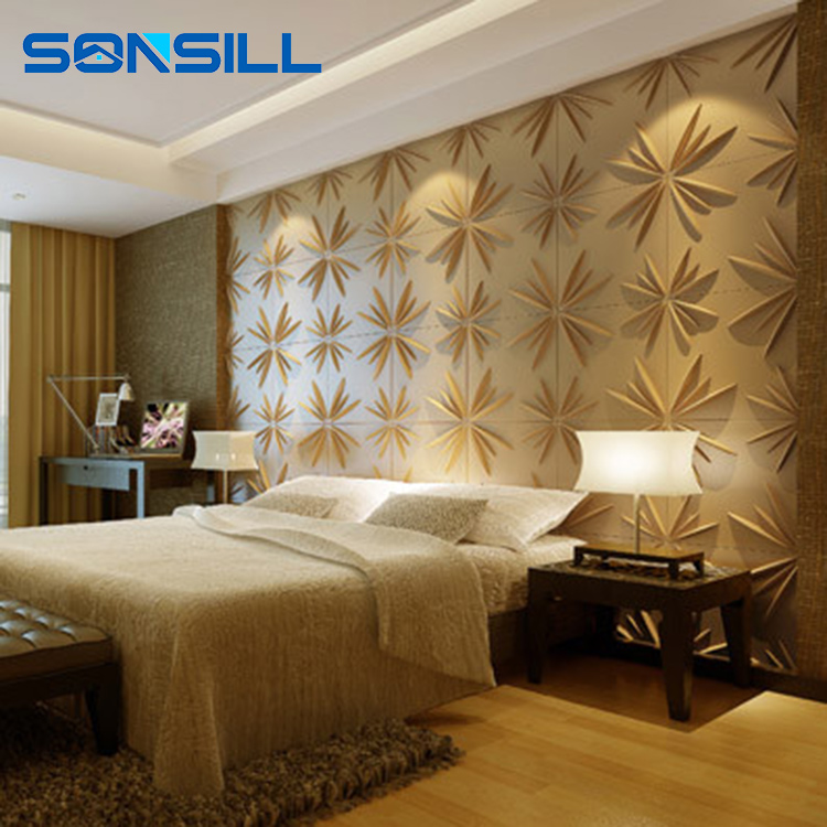 3d decorative wall panels pvc, 3d wallpaper for home decoration, 3d decorative panels