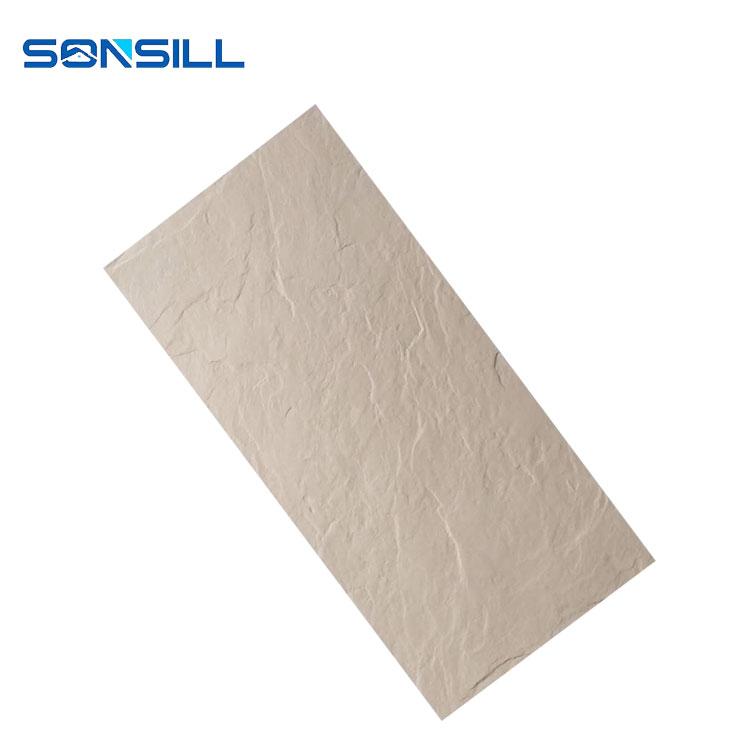 flexible clay tile, exterior flexible tile, flexible wall tile, flexible pvc tile
