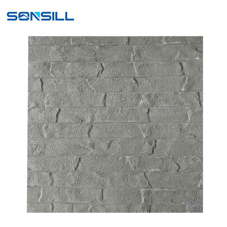 waterproof flexible outdoor tile, water resistant flexible tile, wallpaper exterior