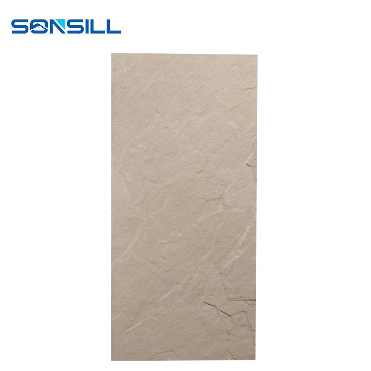waterproof exterior wall tiles, waterproof flexible outdoor tile, waterproof flexible tile