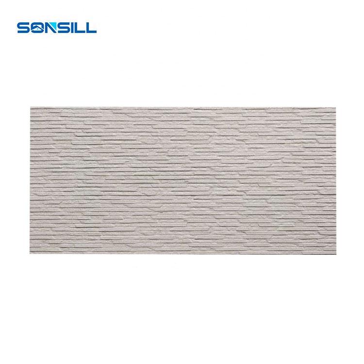 Waterproof stone wall tile, waterproof flexible outdoor tile, waterproof exterior wall panels